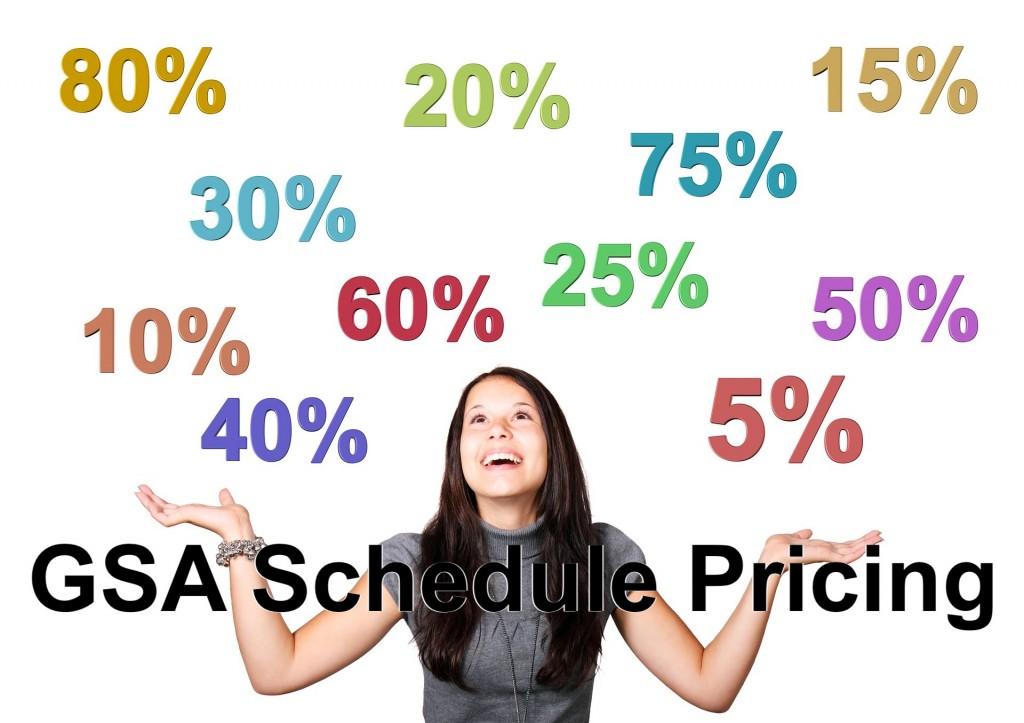 GSA Schedule Pricing